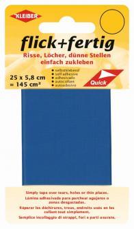 Kleiber Aufklebeflicken Flick Fertig kornblau