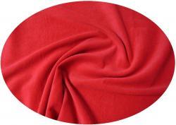 Feincord Baumwoll Stoff 150cm breit rot
