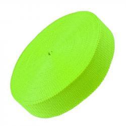 PP Taschengurt Gurtband 50mm gelbgrün