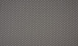 Viscose Jacquard Dobby Minimals Jersey Stoff Ploppy schwarz
