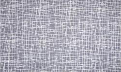 Baumwoll Jersey Stoff Druck Abstrackt - grau weiss