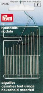 PRYM Haushalts - Nähnadeln ST silberfarbig sortiert