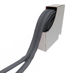 5mm YKK Polster und Taschen endlos Reißverschluss mausgrau