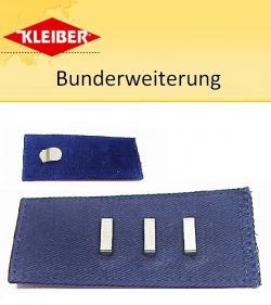 Kleiber Bunderweiterung mit Haken dunkelblau