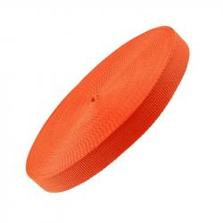 PP Taschengurt Gurtband 25mm orange