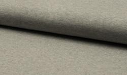 Polo Viscose Jersey Stoff - grau mellange