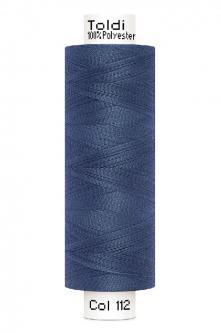 Gütermann Allesnäher Nähgarn Toldi 112 - Jeansblau