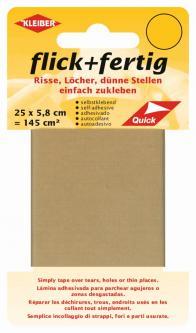 Kleiber Aufklebeflicken Flick Fertig beige