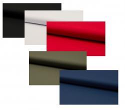 Baumwoll Popeline Strech Stoffe für Behelfsmasken