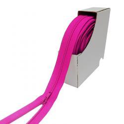 5mm YKK Polster und Taschen endlos Reißverschluss pink