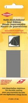 Kleiber Naht Abdichtband für Zelte grau