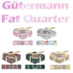 Gütermann Fat Qaurter Stoff Set - SONDERAKTION