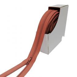 5mm YKK Polster und Taschen endlos Reißverschluss terracotta