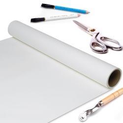 10m Schnittmusterpapier Seidenpapier