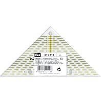 PRYM Patchworklineal - Quiltlineal Dreieck