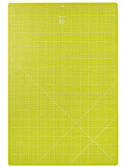 Omnigrid / PRYM Patchwork Schneidematte 60x90 cm hellgrün