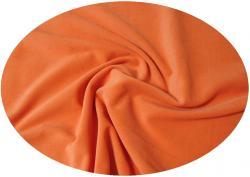 Feincord Baumwoll Stoff 150cm breit orange