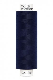 Gütermann Allesnäher Nähgarn Toldi 310 - dunkelblau