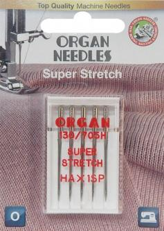 Organ Nähmaschinennadeln Stretch Superstrech 90er