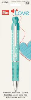 Prym Love Minenstift extra fein 0,9 mm - mint weiss