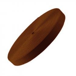PP Taschengurt Gurtband 25mm braun