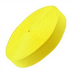 PP Taschengurt Gurtband 40mm gelb