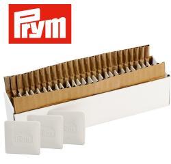 PRYM Schneiderkreide-Platten weiß - 25St. GROßPACKUNG