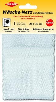 KLEIBER Wäsche-Netz, small, ca. 28 x 37 cm, weiß