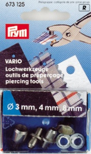 PRYM Vario Zange ersatz Lochwerkzeug