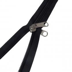 YKK Persenning Reißverschluss schwarz / wasserabweisend 500cm