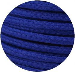 Baumwoll Kordel / Parkakordel - royalblau