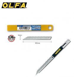 OLFA Ersatzklingen für SAC-1 Trennmesser 9mm 30°