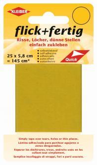 Kleiber Aufklebeflicken Flick Fertig gelb