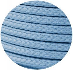 Baumwoll Kordel / Parkakordel - hellblau