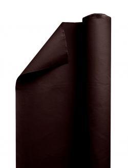 Dry Oilskin light Stoff Baumwolle - dunkles rotbraun
