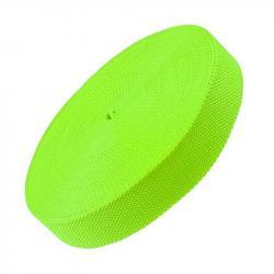 PP Taschengurt Gurtband 40mm gelbgrün