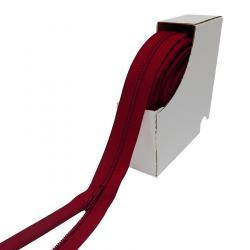 5mm YKK Polster und Taschen endlos Reißverschluss bordeaux