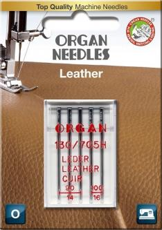 Organ Nähmaschinennadeln Leder