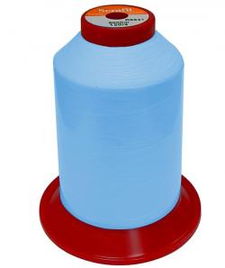 Amann Serafil 120/2 - 5000m Kettelgarn - blau