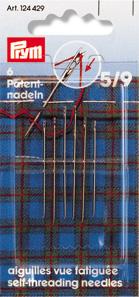 PRYM Patentnähnadeln ST 5-9 silberfarbig