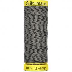 Gütermann Elasticfaden 10m Farbe: Grau - 1505