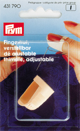PRYM Fingerhut verstellbar