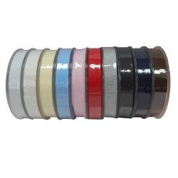 1 Rolle 15m - Baumwoll - Jersey Einfassband 18mm Schrägband