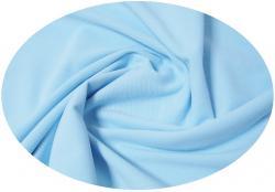 Feincord Baumwoll Stoff 150cm breit hellblau