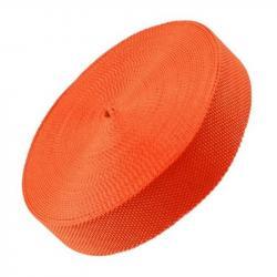 PP Taschengurt Gurtband 50mm orange