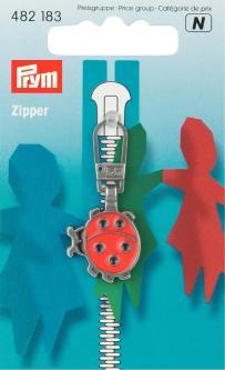 PRYM Fashion-Zipper für Kinder Käfer
