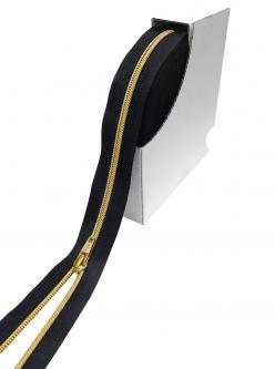 5mm SHINE YKK Polster und Taschen endlos Reißverschluss GOLD*