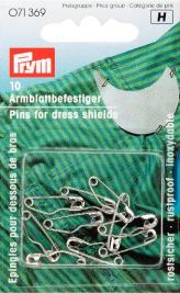 PRYM Armblattbefestiger MS 19 mm silber