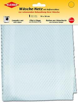 KLEIBER Wäsche-Netz, large, ca. 70 x 50 cm, weiß