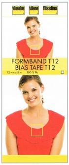 Vlieseline SB Formband 12mm weiss 5m